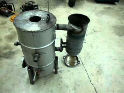 gasifier progress update  diy biomass gasifier youtube