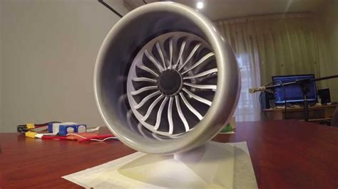 electric fan for sale ge genx 1b 3d printed b787 jet engine model with thrust
