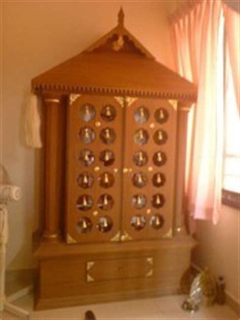 pooja cabinet online shopping wooden pooja unit in bommasandra indl area bengaluru