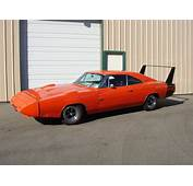 Modified Cars 1969 Dodge Charger Daytona