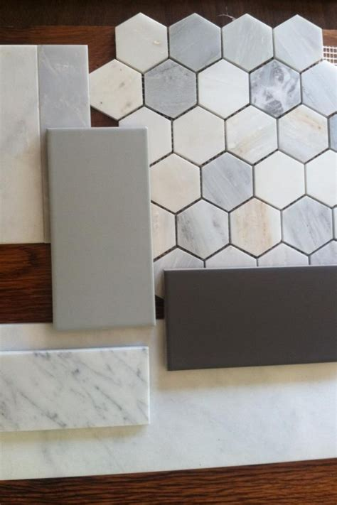 collamore built tile options  master bath carrara