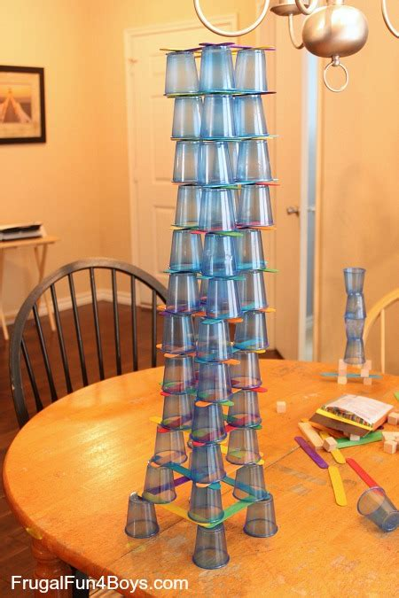 innovative engineer challenges  kids   ages