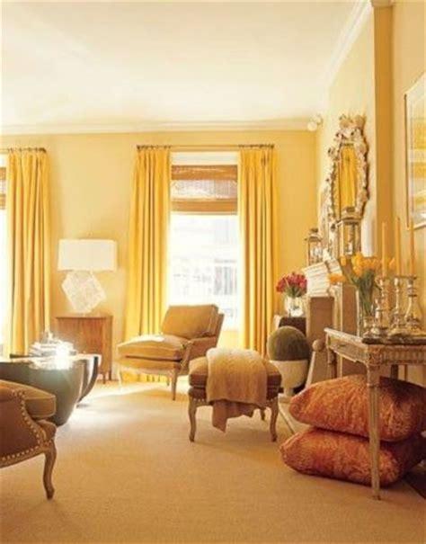 yellow curtains  yellow walls   home juxtapost