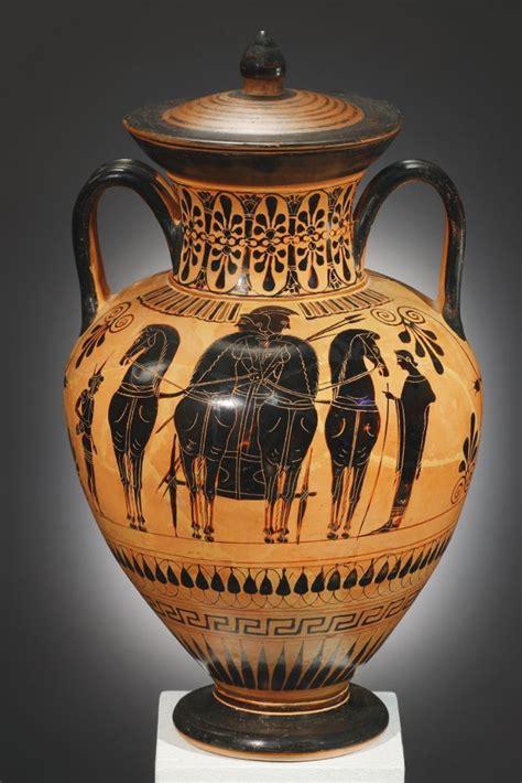 greek pottery images  pinterest ancient greece