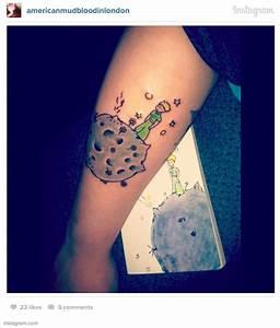 Tatouage Petit Prince : 50 tatouages incroyables inspir s de livres d 39 enfants ~ Farleysfitness.com Idées de Décoration