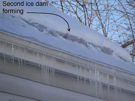 Roof Raking & Ice Dam Removal