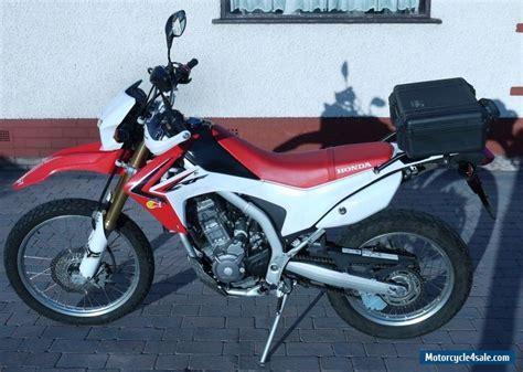 2013 Honda Crf250l For Sale In United Kingdom
