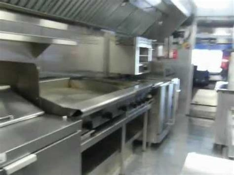 kitchen  marksgrill foodtruck youtube