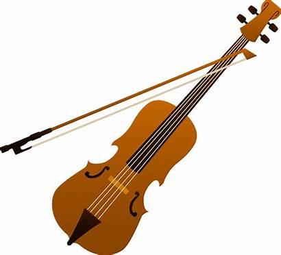 Violin Clip Elegant Sweetclipart