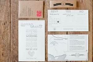 aaron harper39s fingerprint heart wedding invitations With wedding invitation printer paper