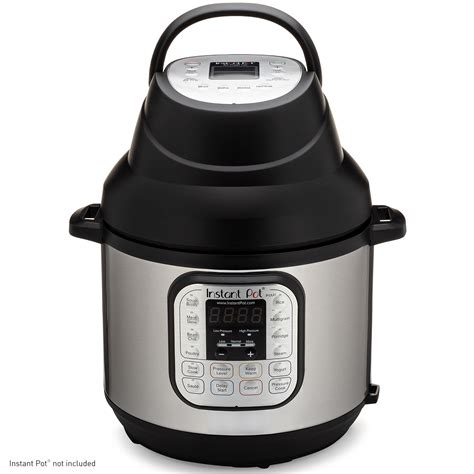fryer air lid pot duo instant instantpot