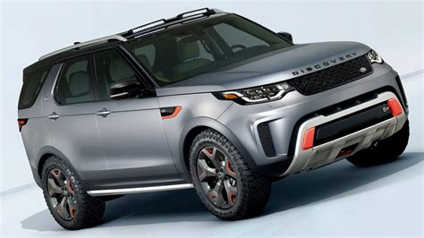 2019 Land Rover Discovery Svx by 2019 Land Rover Discovery Svx Review Price Interior