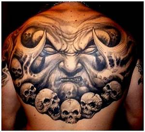 35 Truly Evil Tattoos You Will NOT Forget | Like you ...