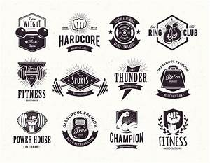 Fitness Logo Vectors, Photos and PSD files | Free Download