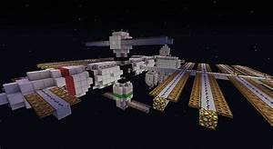 International Space Station (ISS) Minecraft Project