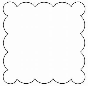 Scalloped Edge Border Clipart - Clipart Suggest