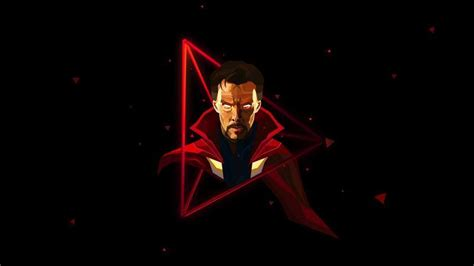 Ironingmaiden: Doctor Strange Hd Wallpaper Download