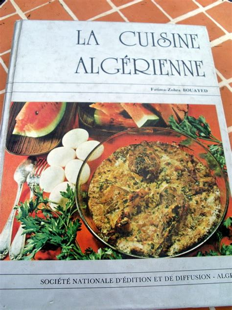 site de recette cuisine ebooks gratuit gt la cuisine algérienne fatima zohra