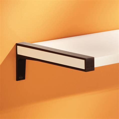 Kitchen Ideas For White Cabinets - belt black metal shelf bracket bluestoneshelves com