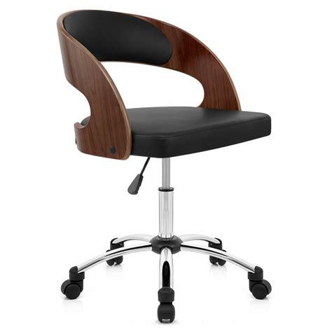 chaise bureau cuir chaise de bureau evergreen