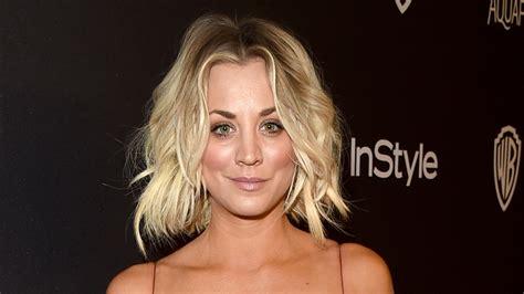 Kaley Cuoco Hospitalized For Shoulder Surgery Days After