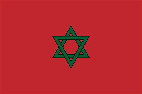 cuisine premier culture et judaisme le drapeau marocain à l origine du