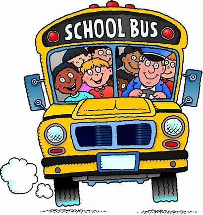 Cartoon Bus Gambar Clipart Clip