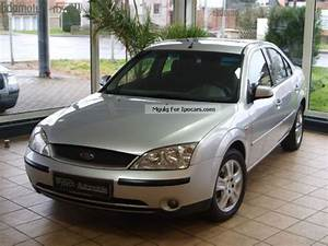 Ford Mondeo 2002 : 2002 ford mondeo sedan 2 0 tdci ghia t v new car photo and specs ~ Medecine-chirurgie-esthetiques.com Avis de Voitures