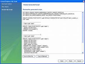 Mysql    Mysql Workbench Manual    9 4 1 1 Forward