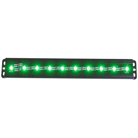 green led light bar anzo usa 861151 slimline led light bar 12 quot green leds ebay