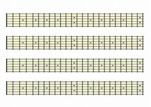 Guitar Neck Diagram  U2013 Basic Information And Navigation