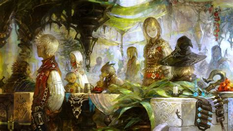 final fantasy xiv wallpaper   amazing full