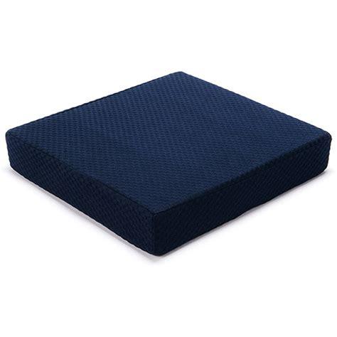 cusion pads high density memory foam seat cushion