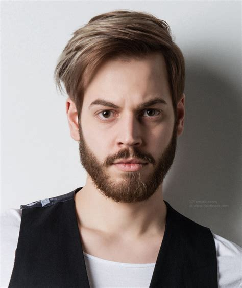 beard styles for hair we are presenting 5 beard trends for 2018 by gentlehair 3154