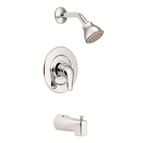 Replace Sink Sprayer Diverter by Bathtub Shower Faucet Moen Caldwell Chrome 1handle