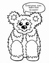 Koala Coloring Drawing Draw Animal Cartoon Clipart Advertisement Eagle Panda Getdrawings sketch template