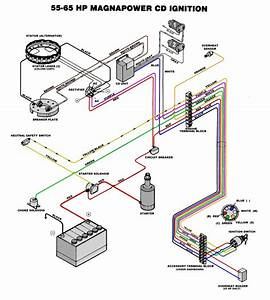 1986 Mercruiser 120 Wiring Diagram  Parts  Auto Parts