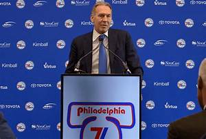 Report: Bryan Colangelo Has Burner Accounts Ripping Joel ...