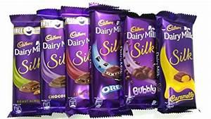 Buy Throni Cadbury Dairy Milk Silk Pack Of 6 Combo,335Gms