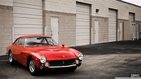 Ferrari 250 GT Lusso 4K HD Desktop Wallpaper for 4K Ultra ...
