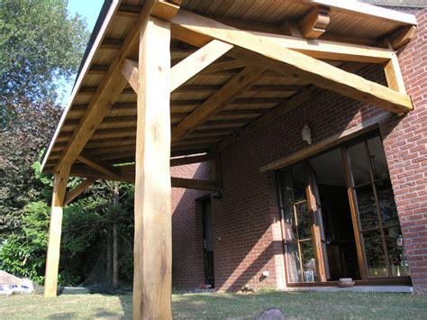 carports charpente construction bois