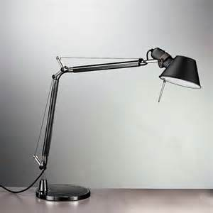 artemide tolomeo mini table l with base a005940
