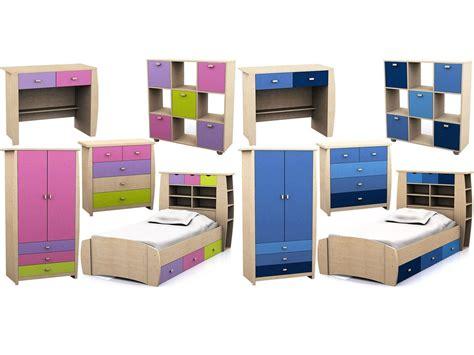Bedroom Desk Storage by Sydney Childrens Bedroom Range Pink Or Blue Storage
