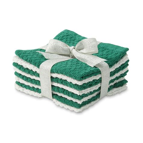 Sears Bath Rugs And Towels by Colormate 8 Pack Washcloths Home Bed Bath Bath