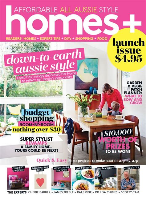 home decor magazines australia bauer media s new home magazine homes out now mpa