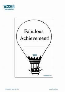Fabulous achievement certificate tmk education for Fabulous achievement