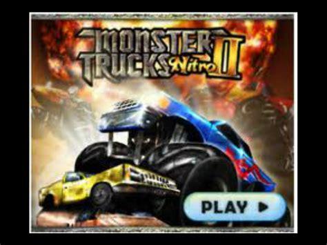 Monster Truck Nitro 2 Free Online Games