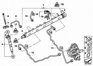 Original Parts For F01 730d N57 Sedan    Fuel Preparation