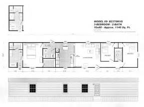 1999 fleetwood manufactured home floor plans home plans