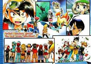 pokespe pokemon adventures and pokemon